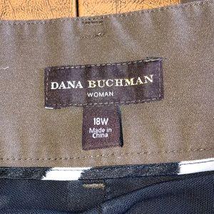 Dana Buchman Pants - DANA BUCHMAN Brown Stretch Stretch Pants Slacks